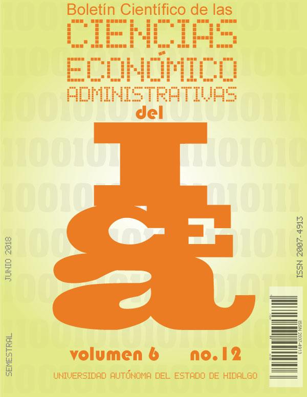 48f9e9e5e9 6 Núm. 12 (2018): Boletín Científico de las Ciencias Económico  Administrativas del ICEA