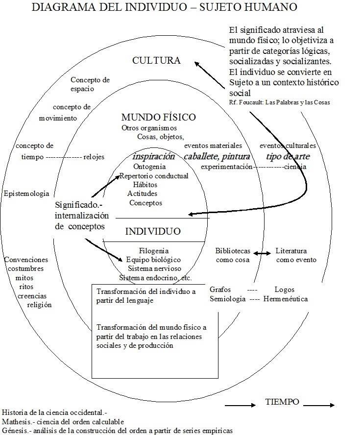 Vista de Diagrama del individuo - Sujeto humano | DIVULGARE Boletín ...